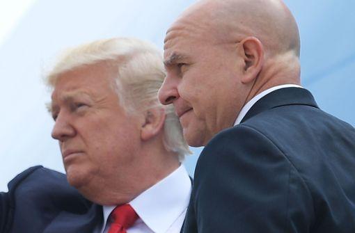 Donald Trump ersetzt Sicherheitsberater gegen Hardliner