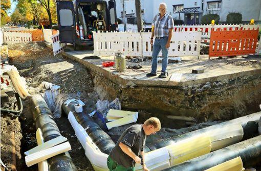 Stadtwerke vermeiden neue Baustellen