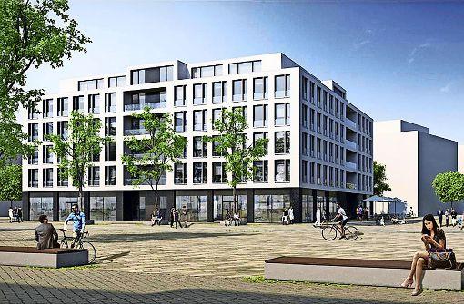 Altes Postgebäude soll einem Neubau weichen
