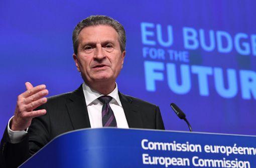 Deutschland soll mehr für die EU bezahlen