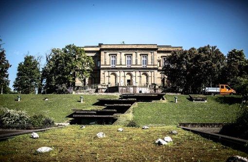 Bürger sollen bei Villa Berg mitreden