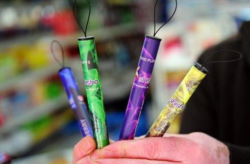 Die Inhaltsstoffe von E-Zigaretten können krebserregend sein. Foto: dpa