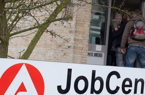 Jobcenter knabbert an Problemfällen