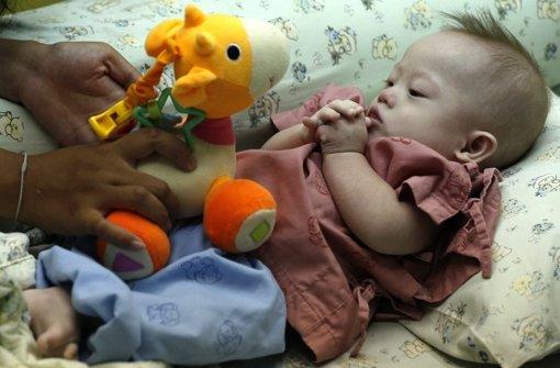 Geschäft mit Leihmüttern floriert