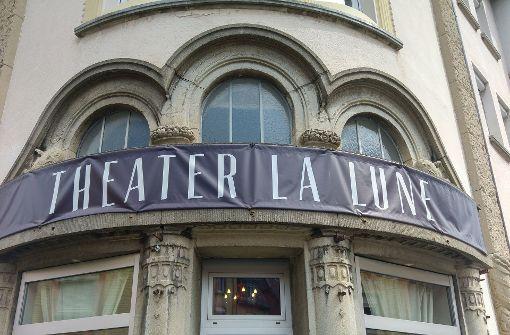 Im Theater La Lune an der Haußmannstraße in Stuttgart-Ost ... Foto: Jürgen Brand