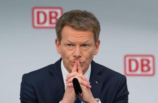 Rechnungshof wirft Staat und Bahn auch Versagen bei Stuttgart 21 vor
