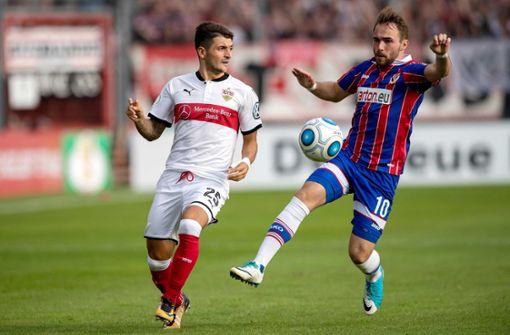 SC Freiburg heiß auf Matthias Zimmermann