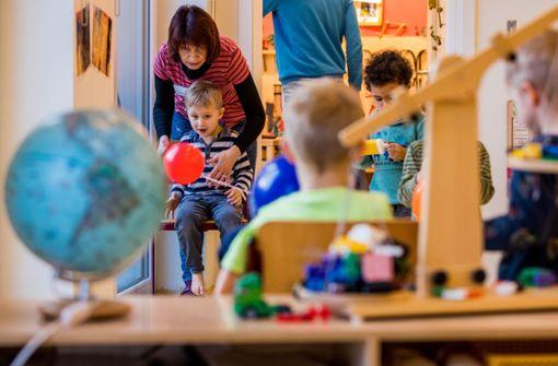 Neue Pläne für Kita und Ganztagsschule