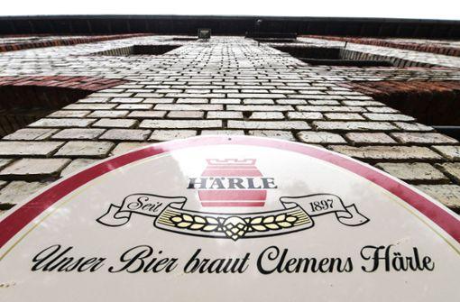 """Der Verband Sozialer Wettbewerb aus Berlin hatte 2015 eine einstweilige Verfügung gegen den Leutkircher Traditionsbetrieb erwirkt und die Werbung mit dem Begriff """"bekömmlich"""" untersagt. Foto: dpa"""