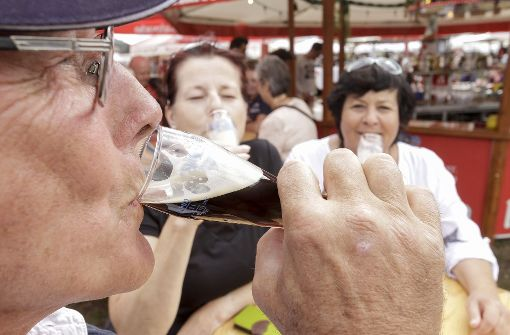 Böblingen feiert das Bier