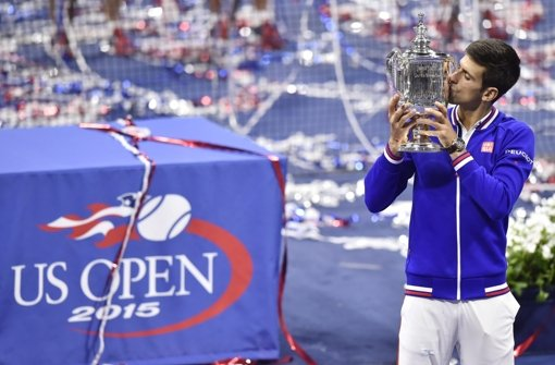 Djokovic holt sich zum zweiten Mal den Titel