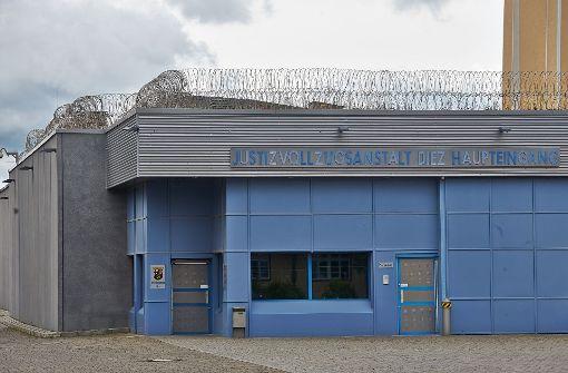 Häftling soll Frau in Besucherraum vergewaltigt haben