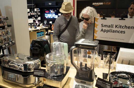 Geschenk-Ideen in Pop-up-Store in Berlin zu sehen