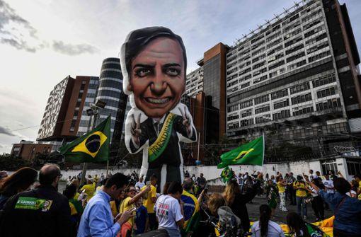 Brasilien rückt nach rechts