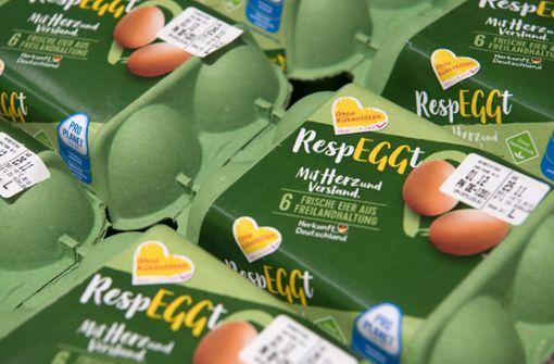 Neue Methode verspricht Eier ohne Küken-Schreddern