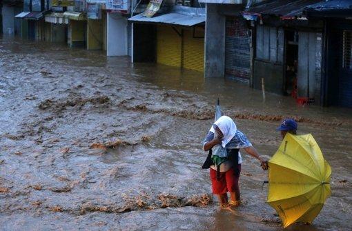 Philippinen können vorerst aufatmen