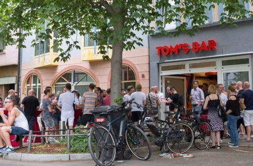 Wirtin plant neuen Kulturtreff  neben Tom's Bar