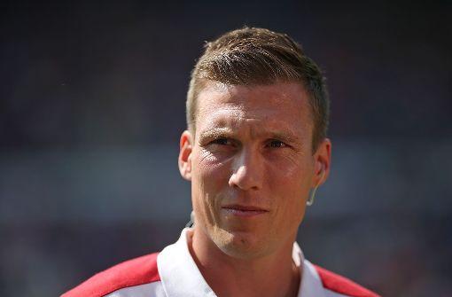 VfB-Trainer Hannes Wolf vor dem Duell mit den Würzburger Kickers. Foto: Pressefoto Baumann