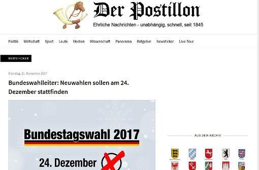 Bundeswahlleiter dementiert: Keine Neuwahlen an Heiligabend