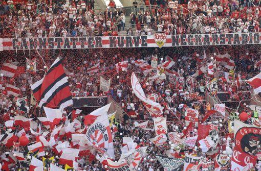Liveblog: VfB-Fans sammeln für den guten Zweck