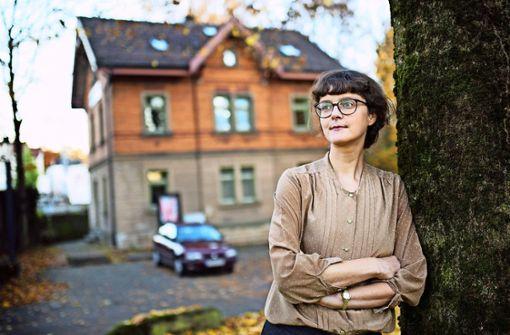 Nina Bußmann setzt Impulse im Literaturleben
