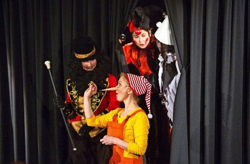 Migranten und Urschwaben machen Theater