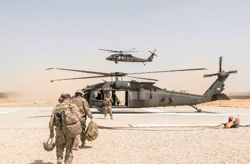 Nato will Truppenstärke aufstocken