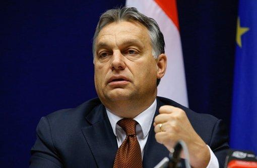 Orban zieht Steuer zurück