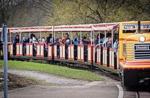 Killesbergbahn startet in die neue Saison