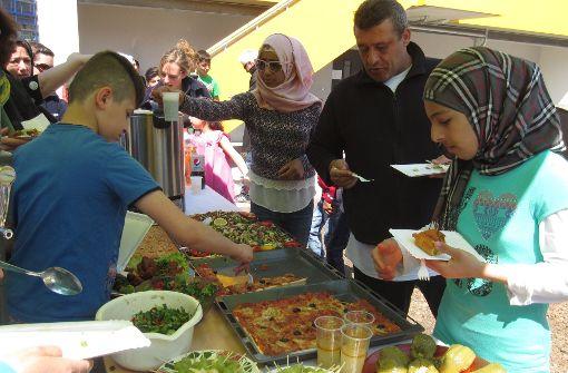 Feiern zwischen Bellni und Apfelkuchen