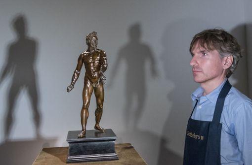 Widerstand gegen geplanten Verkauf von wertvoller Skulptur