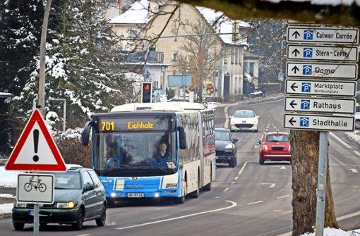 Mehr Busse für weniger städtisches Geld