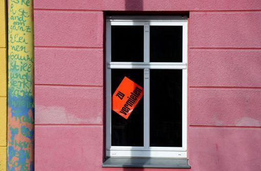 Dort, wo der Wohnungsmarkt angespannt ist, will die SPD Mietsteigerungen auf die Höhe der Inflationsrate beschränken. Foto: dpa-Zentralbild