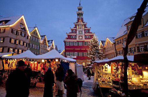 weihnachtsmarkt in esslingen zehn fakten zum mittelaltermarkt landkreis esslingen. Black Bedroom Furniture Sets. Home Design Ideas