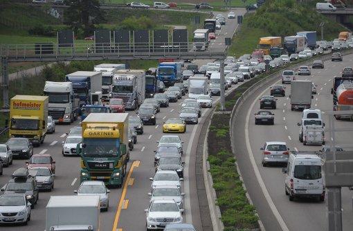 Wieder Staugefahr auf Autobahnen