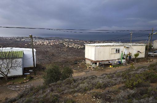 Ende des israelischen Siedlungsbaus gefordert