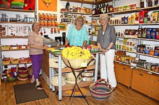 Ein kleiner Laden mit großer Wirkung