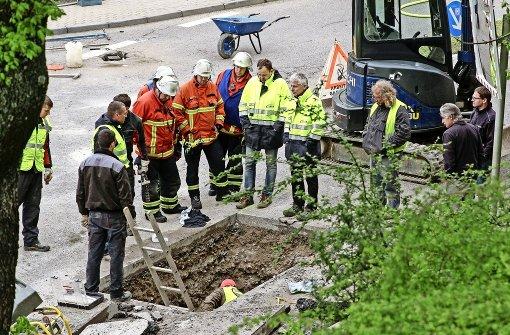 Innenstadt wegen Gasalarms evakuiert