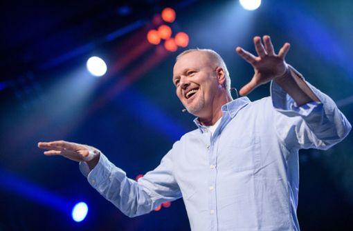 Stefan Raab kehrt mit Live-Show zurück