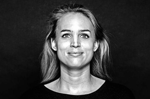 Kim Renkema – das Gesicht des Stuttgarter Volleyballs