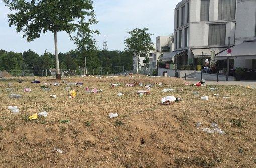 Bezirksbeirat fürchtet Müll und Verkehr