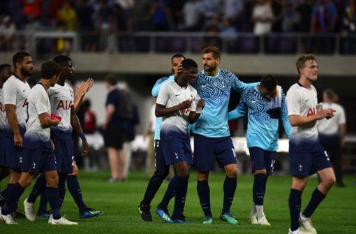 Tottenham sorgt für historisches Novum
