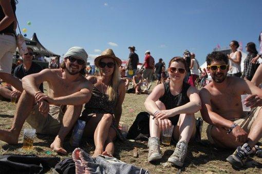 Southside Festival: Polizei lobt friedliche Stimmung