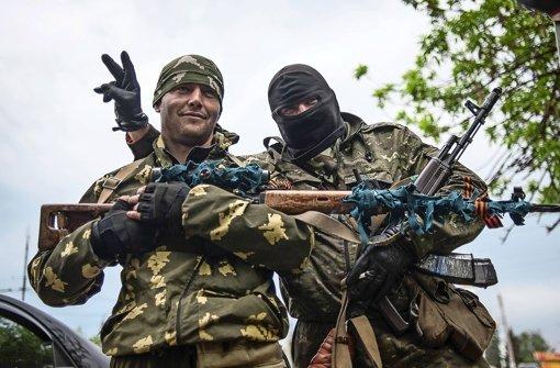Separatisten werfen OSZE-Team Spionage vor