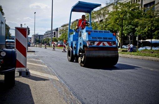 Tiefbauamt geht Geld für Straßen aus