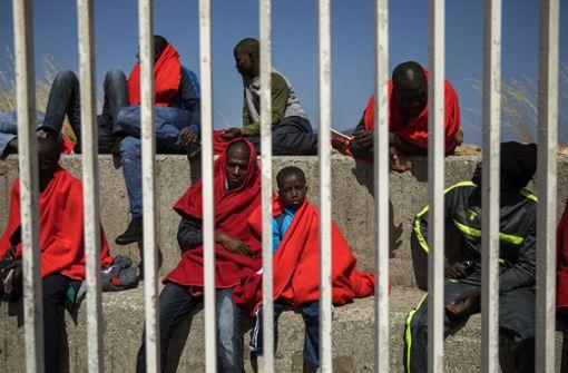 Europa demontiert sich, Afrika schaut zu