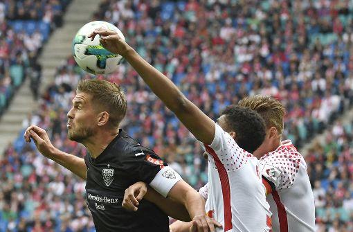 Der VfB kann sich für seine Leistung nicht belohnen