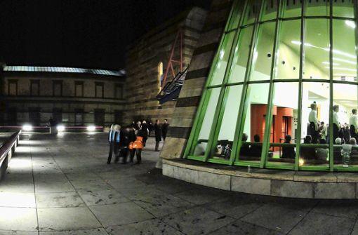 Realitäten der Staatsgalerie Stuttgart: mal funkelnd . . .  Foto: Lichtgut/Achim Zweygarth