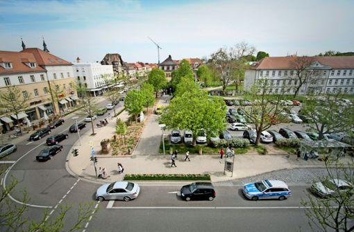 Die Ludwigsburger Innenstadt wird umgekrempelt