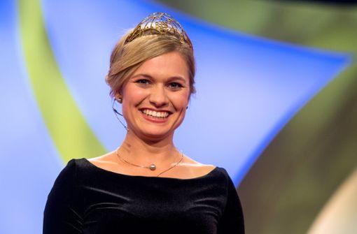 Weinkönigin Carolin Klöckner fühlt sich missverstanden